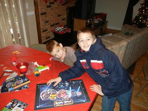 Dec 24 2012 Cal & Clark