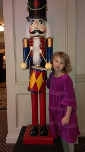 Q6 and giant nutcracker