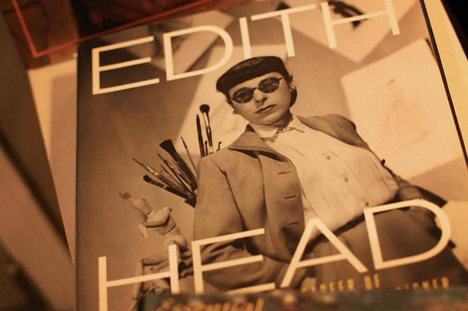 Christmas, Edith Head fashion book