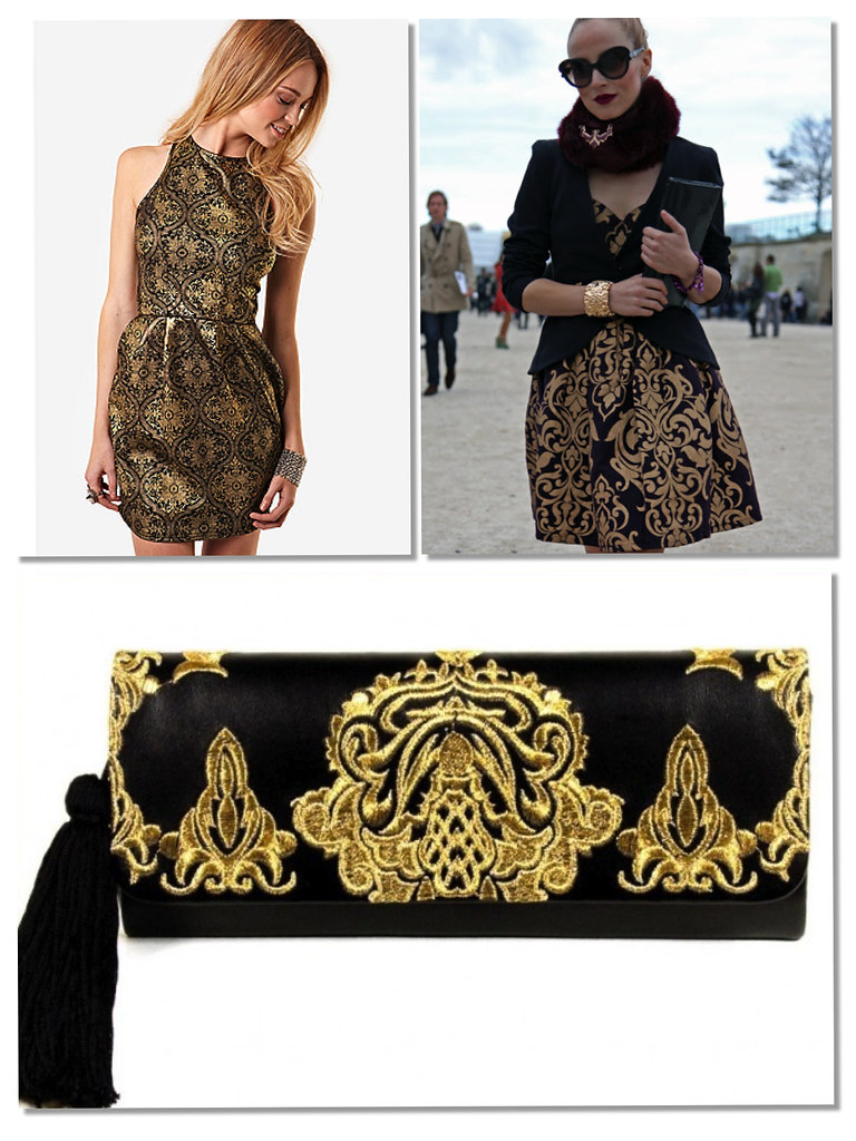 Moda Barroca + Baroque inspiration
