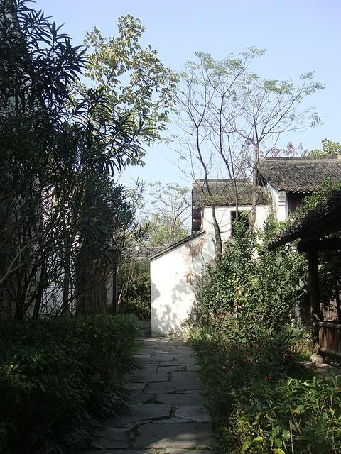 33 旧时村落