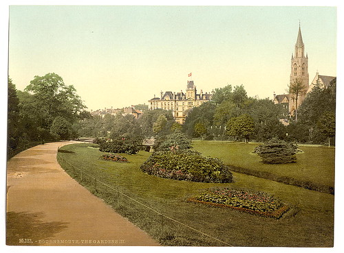 [The Gardens III, Bournemouth, England]  (LOC)