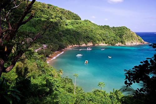 Blue Waters Speyside Tobago