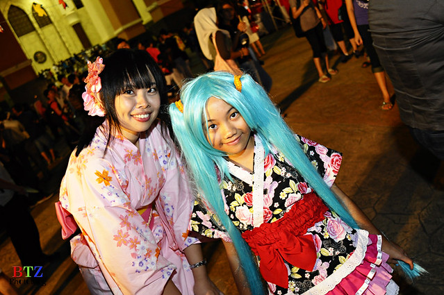 Japanese Cultural Night & Bon Odori 2012