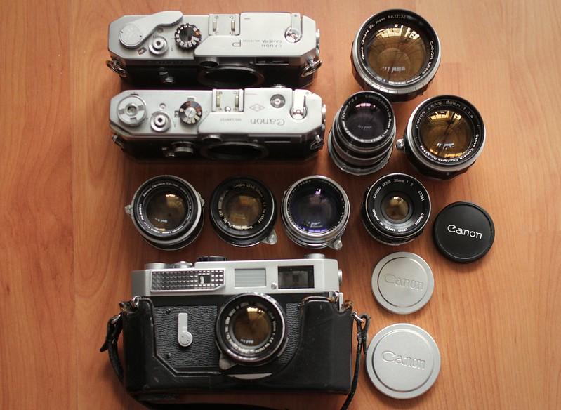 Canon RF & Lenses