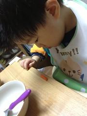 晩御飯 2012/12/27