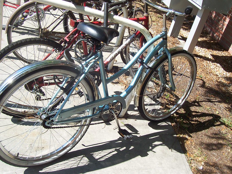Bike at UF