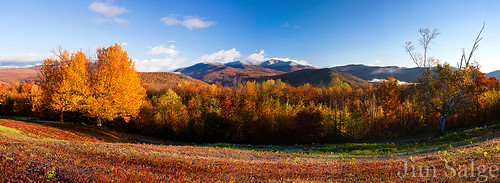 Iron Mountain Autumn Pano