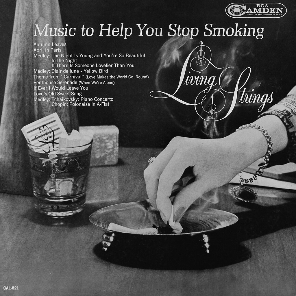 Living Strings - Music To Help You Stop Smoking