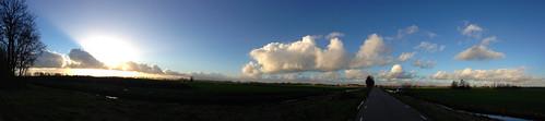 Nieuwsjaarswolken by edufloortje