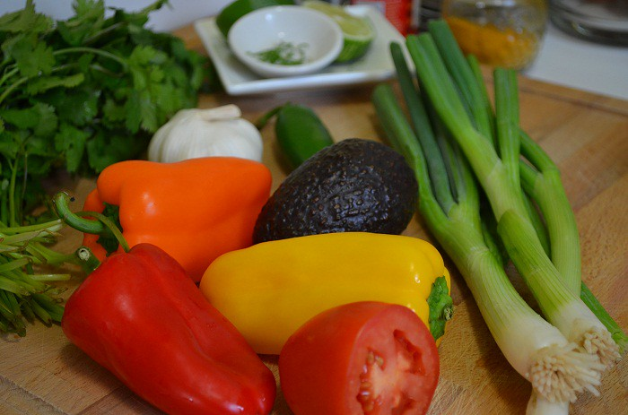 Caribbean Salads Ready To Go: My Halal Kitchen By Yvonne Maffei