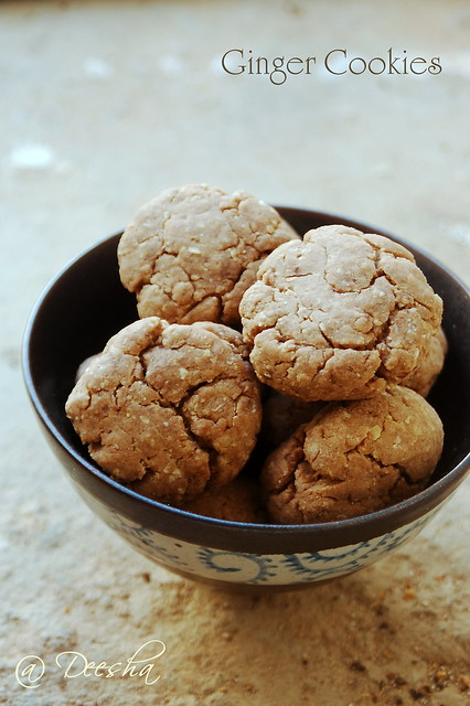 German Ginger Cookies