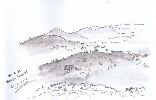 2012.12 Penedo Grande (vista Furadouro)