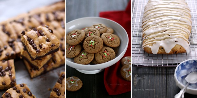 12 Days of Christmas Baking
