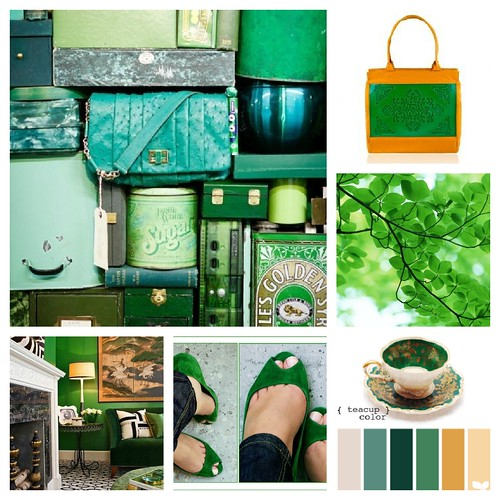 Emerald {a mosaic contest}