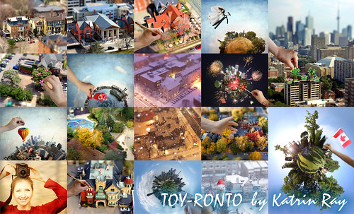 Toy-ronto Travels Across Canada! :-)