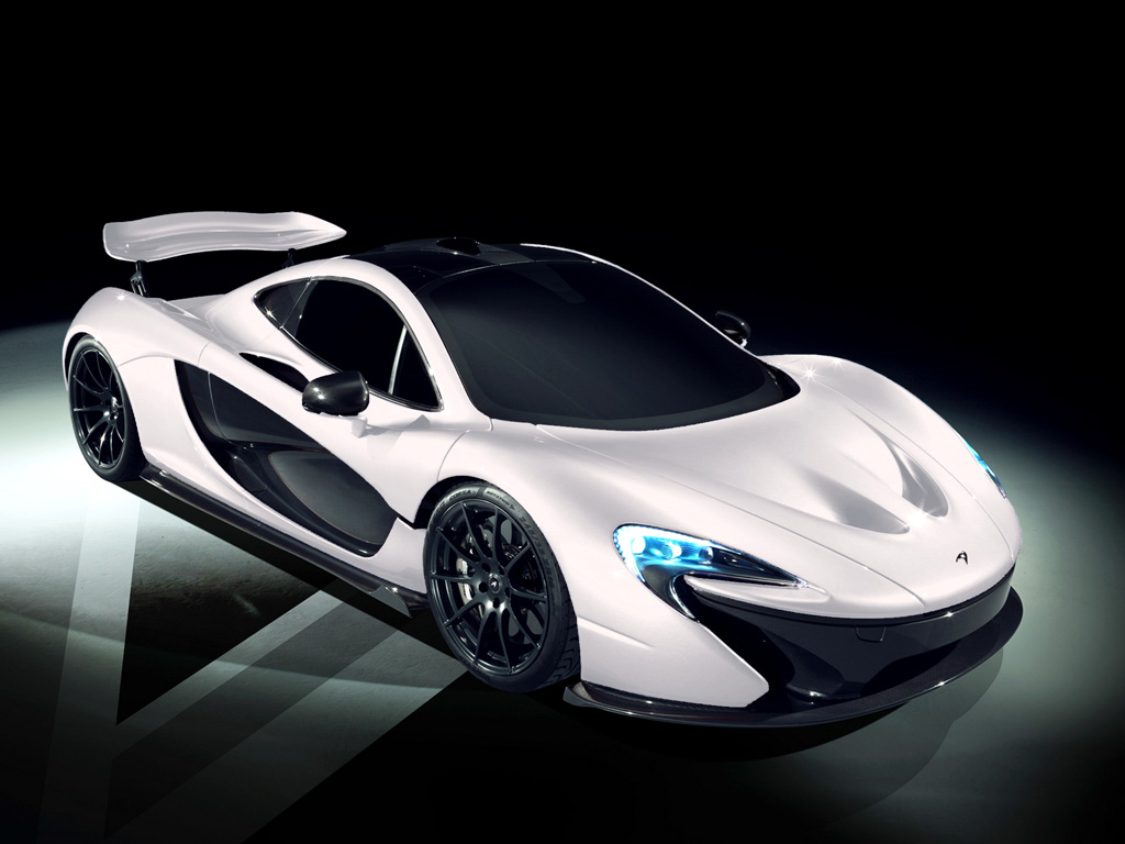 Mclaren p1 White p1 Will Look Good in White