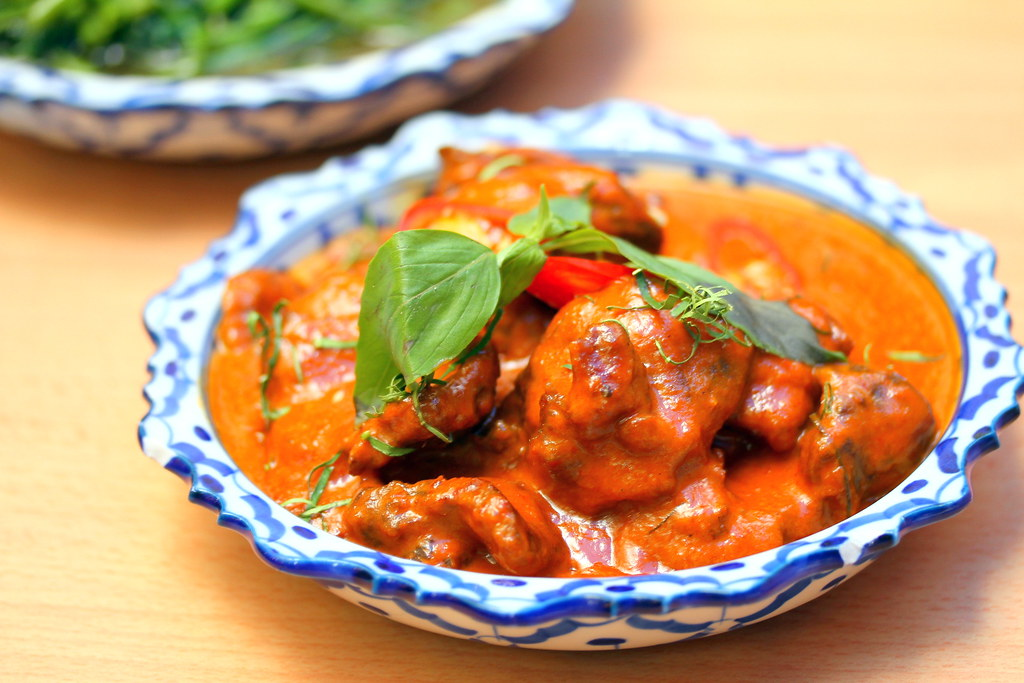 Soi Thai Kitchen: Beef Peneang