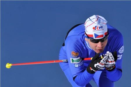 Bauer už je v Tour de ski pátý! Poprvé v zimě bodovala Vrabcová-Nývltová