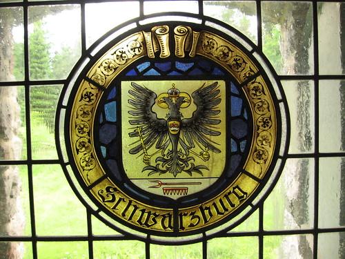 glas sign Schwarzburg