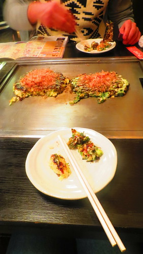 Tasty Okonomiyaki