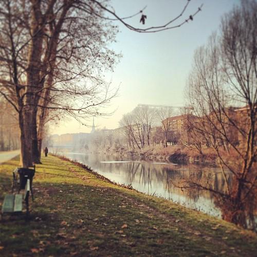 I live you Torino by la casa a pois