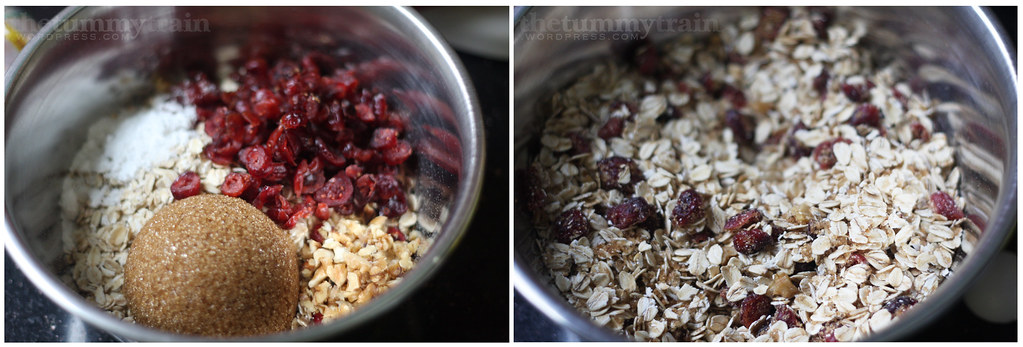 8346277882 70df632e13 b - The thing about new year's + Baked Oatmeal To-Go