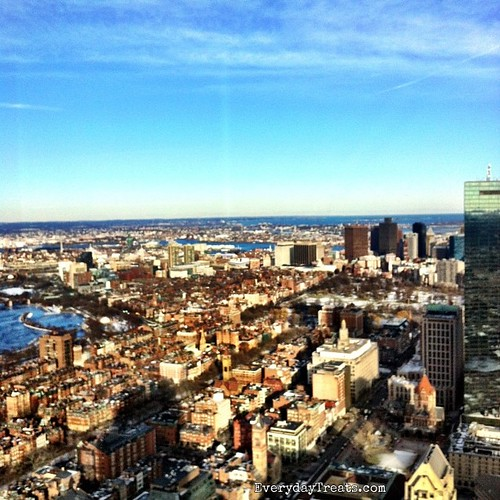 Boston, you're pretty.