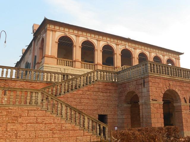 Villa dei Vescovi - Gian Maria Falconetto - Torreglia