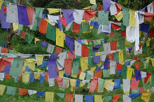 Tibetan Prayer Flags India