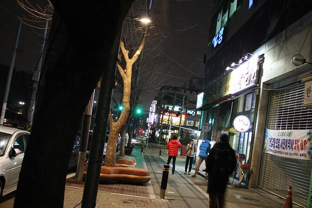 머꼬머꼬 - First Snow