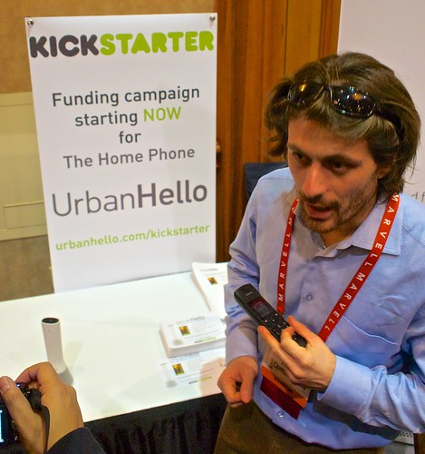 KickStarter Projects on Display