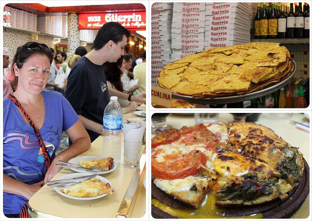 Pizzeria El Guerrin Buenos Aires