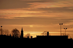 Evening Sky, Bradford