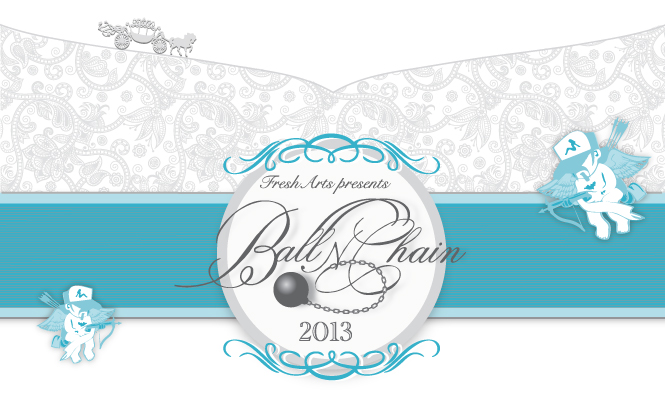 2013 Ball 'N Chain Gala, February 1, Fresh Arts