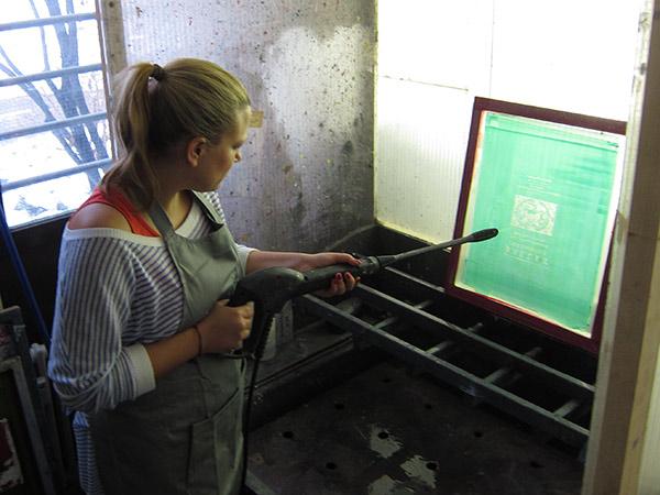 Siebdruckkurs in Berlin