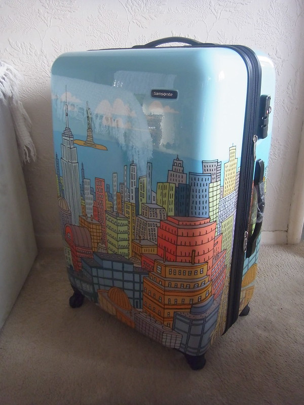 Samsonite Case