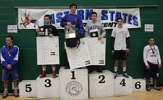 Kevin Jack 2013 Eastern States Classic Champion - 120 Pounds