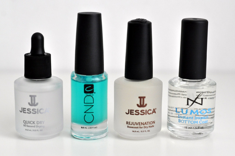base coat top coat round up 002 nail polish 1