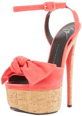 Giuseppe Zanotti Women's E30132 Platform Sandal