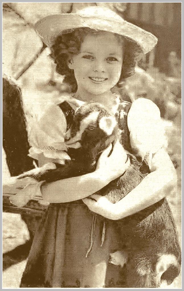 SHIRLEYTEMPLE 1930'S
