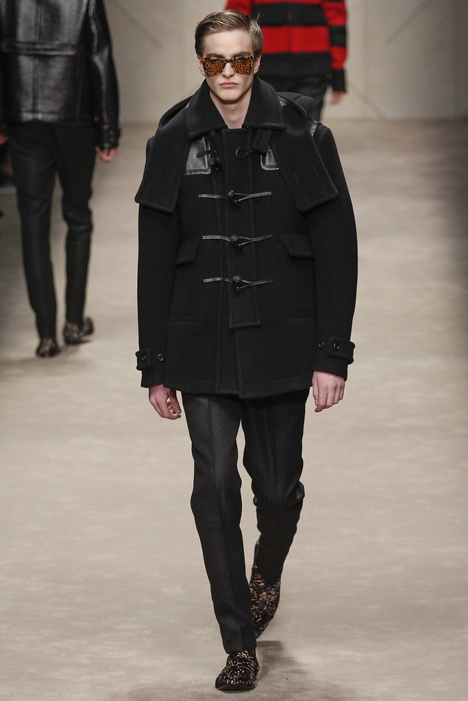 FW13 Milan Burberry Prorsum032_Robert Laby(VOGUE)