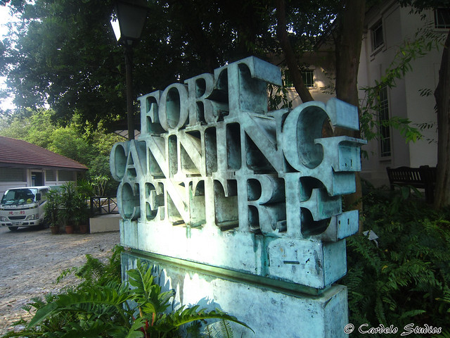 Fort Canning - Fort Canning Centre 02