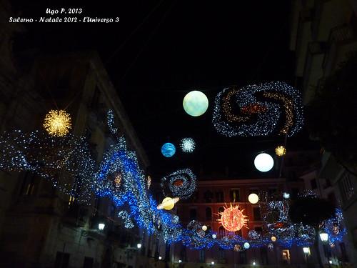 Salerno - Natale 2012 - L'Universo 3 - Firma