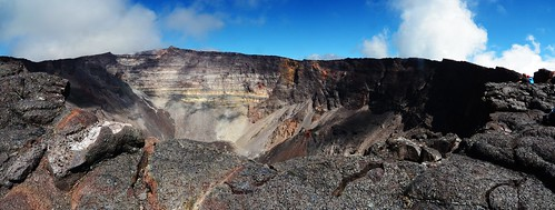 ocean france island volcano nikon indian ile tokina bleu ciel piton indien f28 volcan fournaise 1116mm d7000 réunion cratère