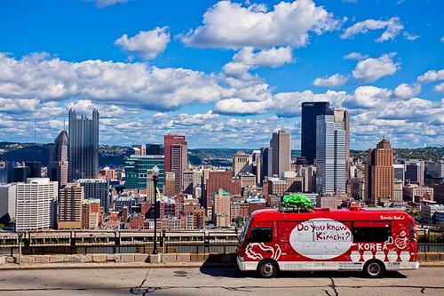 Kimchi Bus Pittsburgh