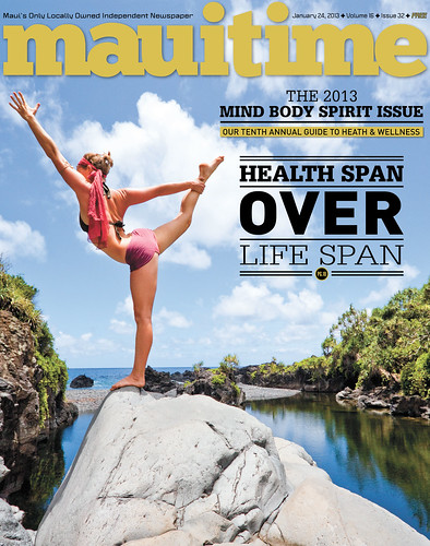 2013 Mind Body Spirit Issue Cover