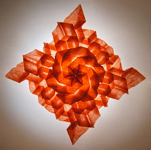 Origami Camellia (Yureiko)