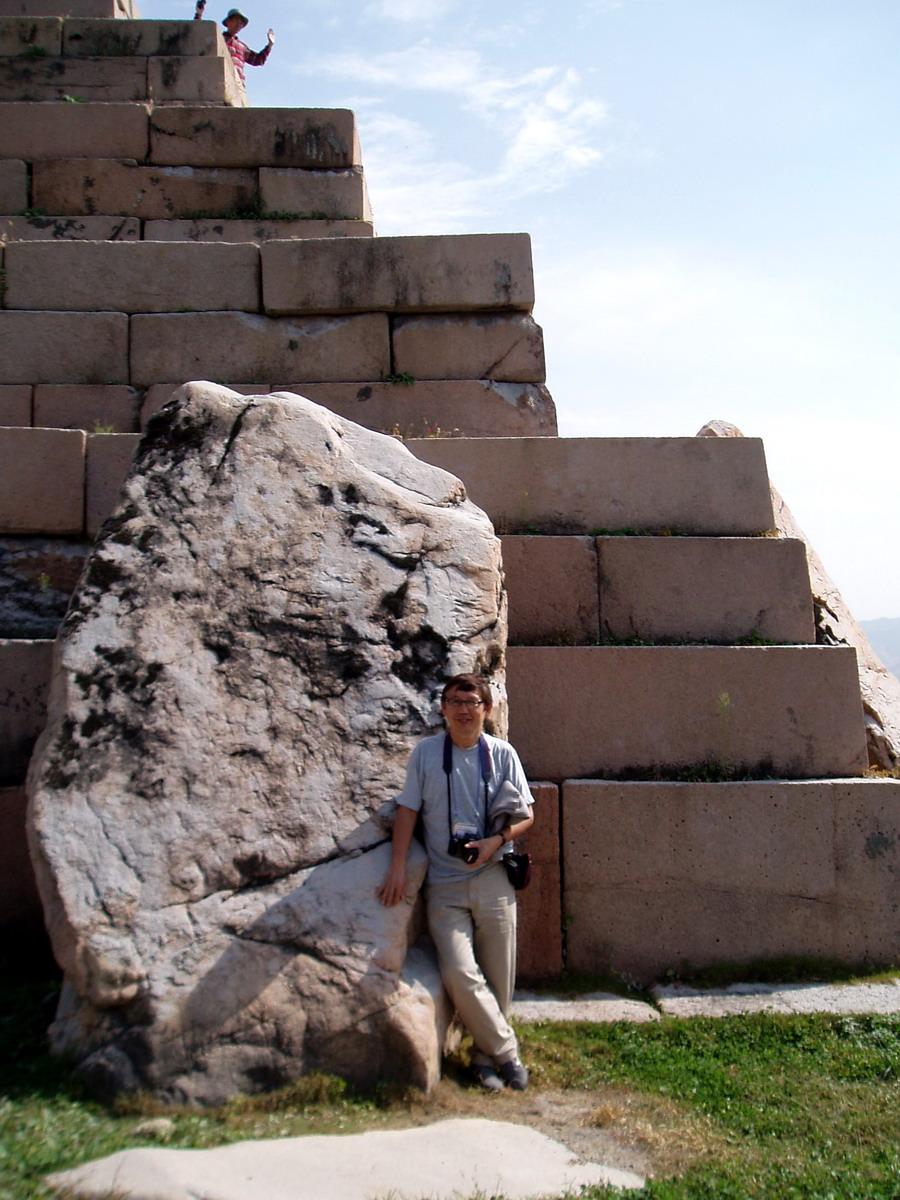 Gwanggaeto-wang stele21