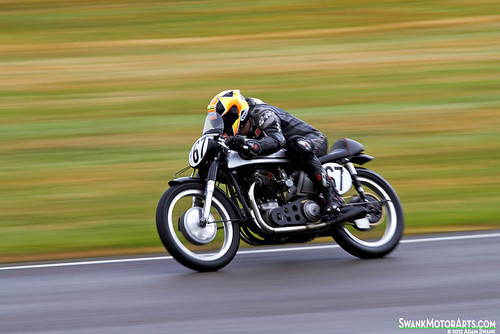 1954 Norton Dominator 99 by autoidiodyssey